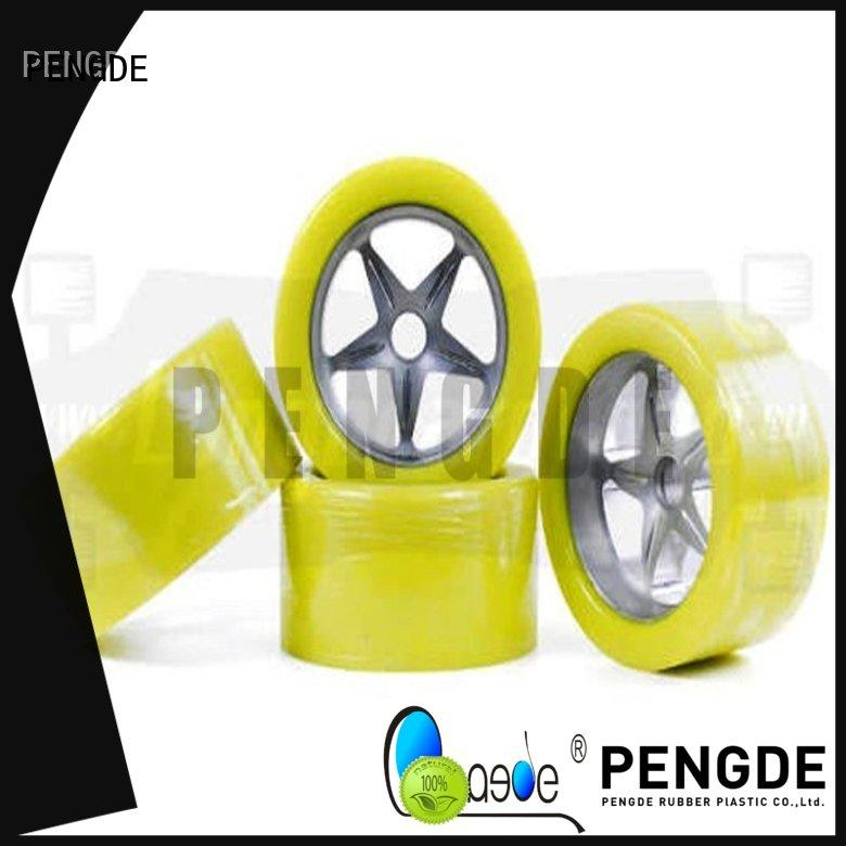 PENGDE precise electric skateboard parts factory price for factory