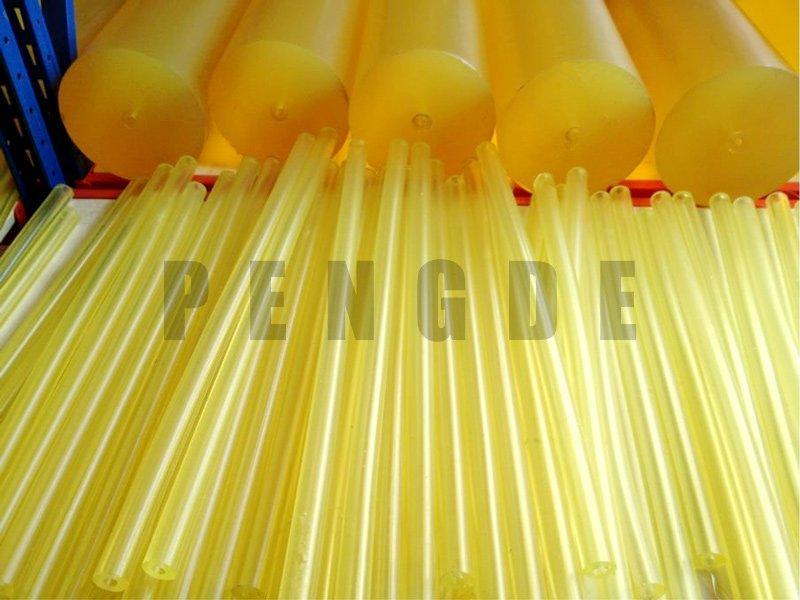 Hard Rubber 85A PU Tube supplier