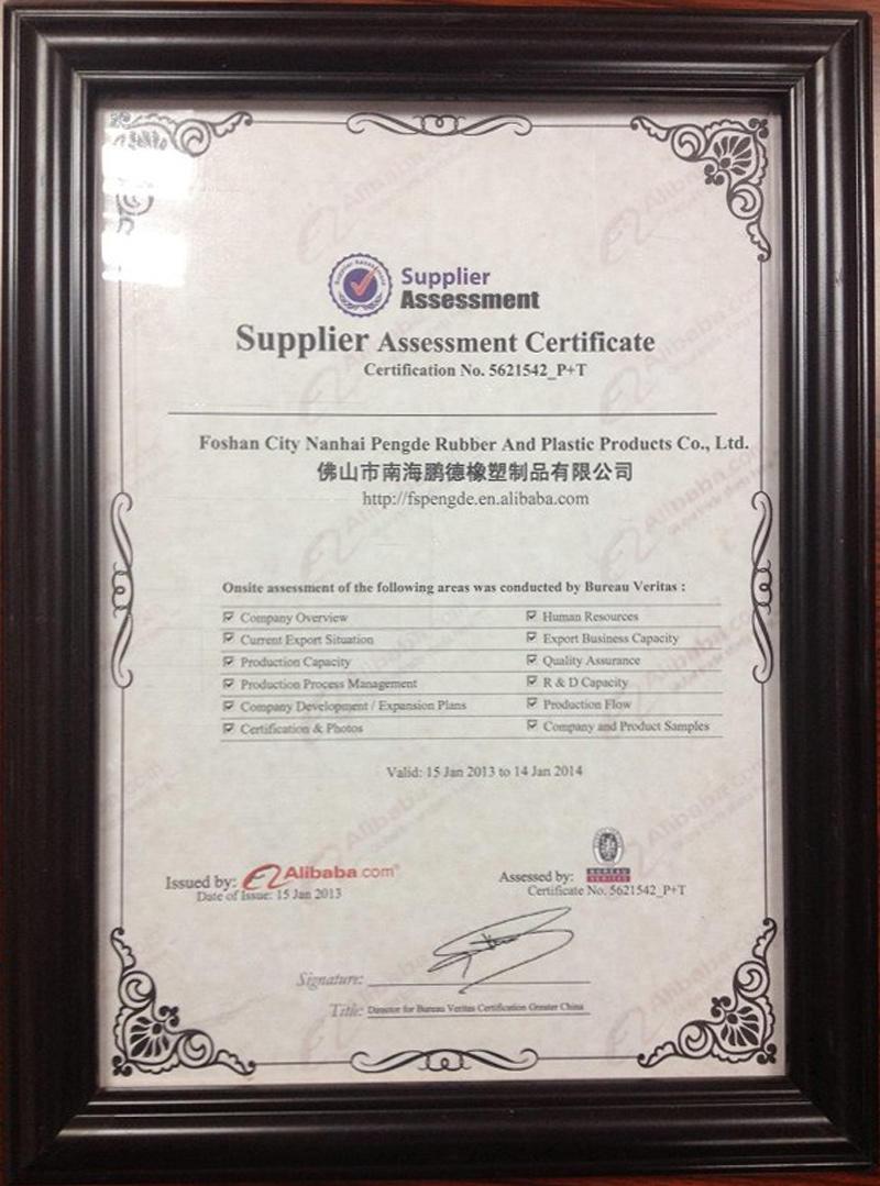 PENGDE polyurethane rubber sheet promotion for automobile