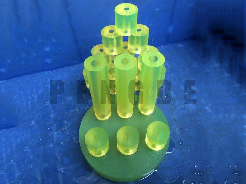 Inside Diameter 8mm Natural Color PU Tube