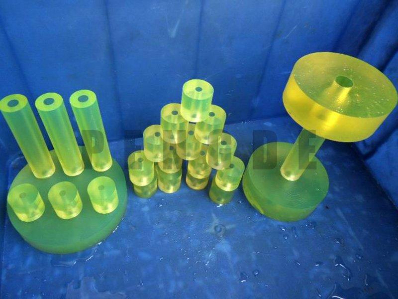 PENGDE Inside Diameter 8mm Natural Color PU Tube PU Rod & Sheet image7