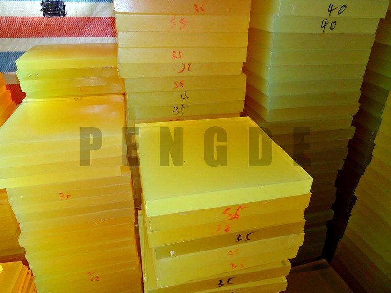 500x500mm PU Sheet As Cushion Part
