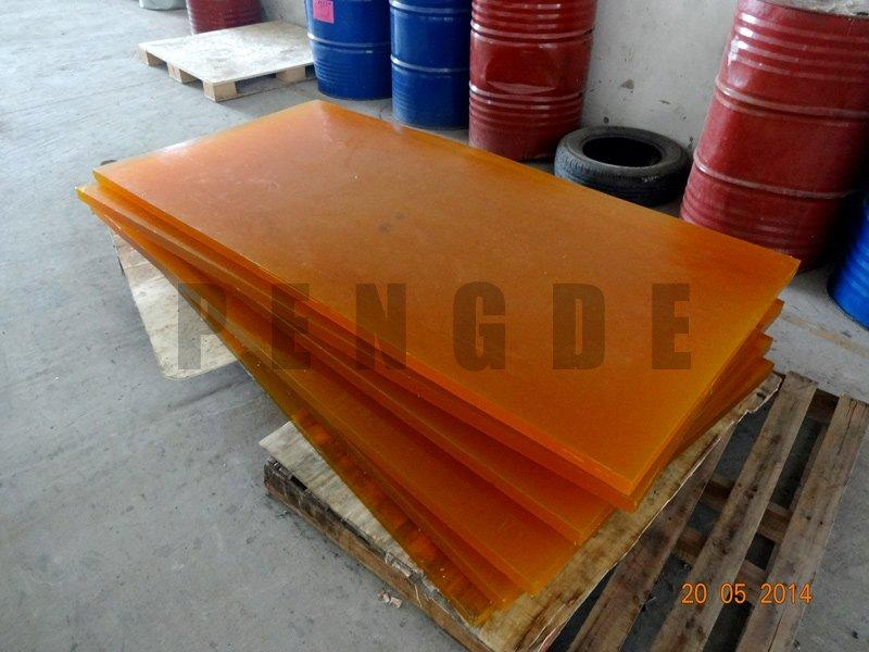 500x3000mm Natural Color PU Sheet