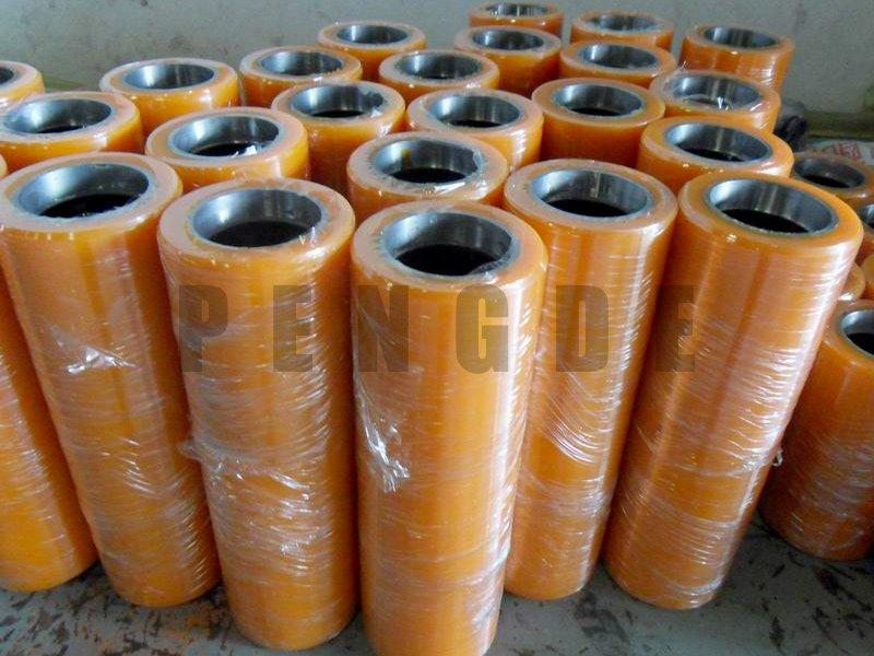 Different Kinds of Urethane Roller for Industry Machine