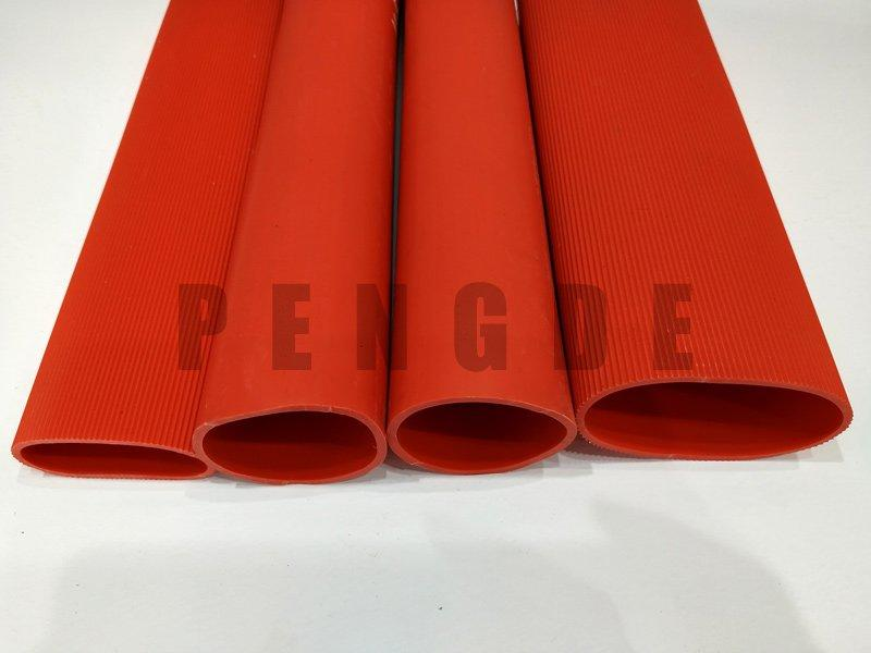 PVC Roller Sleeve Coating Outside Steel