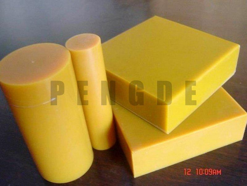 durable polyurethane rubber sheet factory price for automobile-1