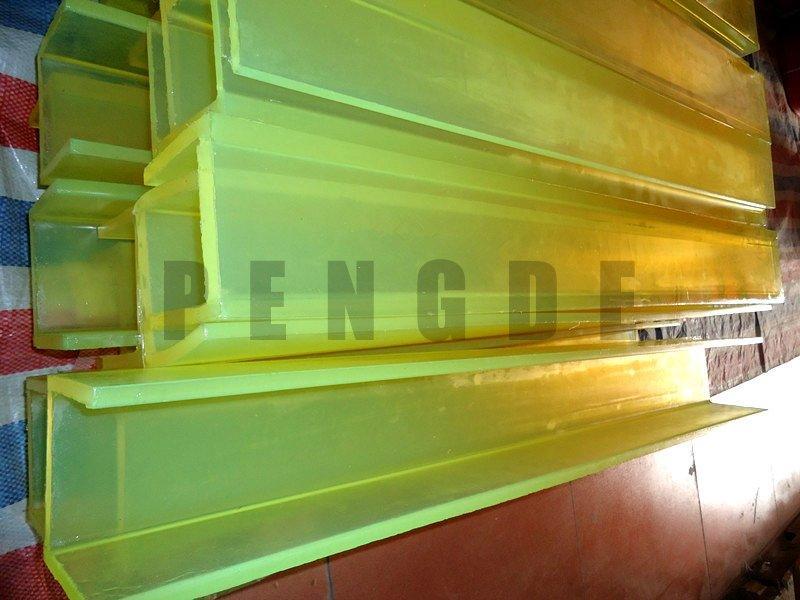 good quality polyurethane plastic sheet directly price for metallurgy-2