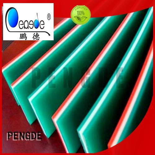 Wholesale pu screen printing squeegee handle PENGDE Brand