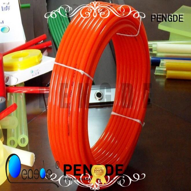 PENGDE multi function polyurethane round belt factory price for workshop