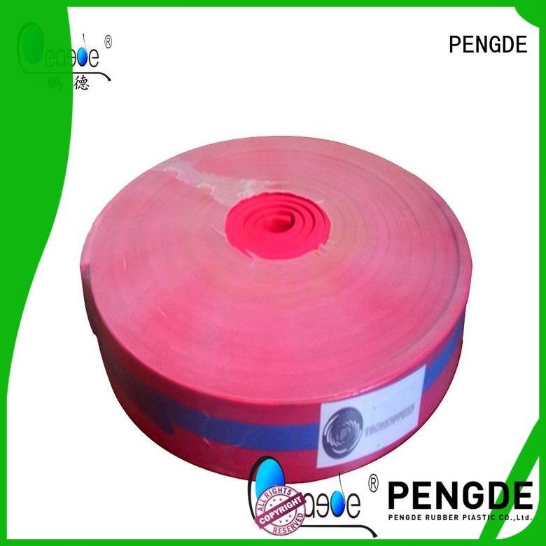 PENGDE screen printing squeegee blades on sale