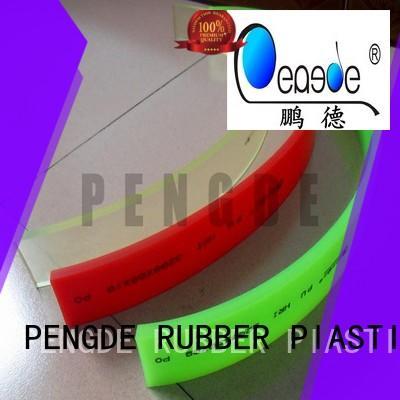PENGDE Brand resistance squeegee pu custom screen printing squeegee handle