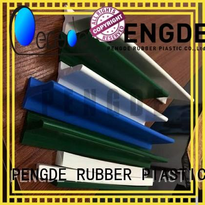 PENGDE customized pvc sleeve from China for workshop