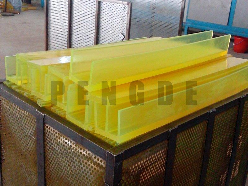 good quality polyurethane plastic sheet directly price for metallurgy-3