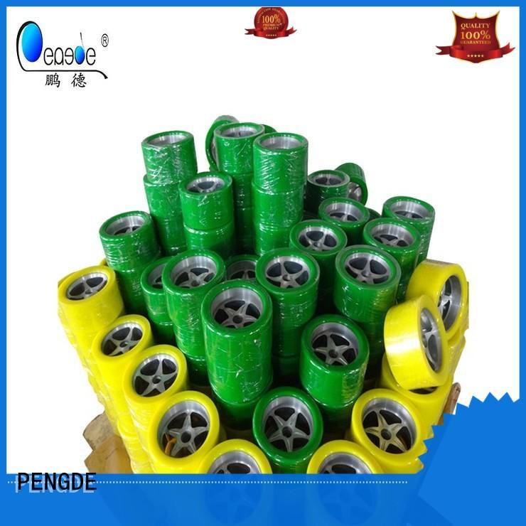 printing size rubber roller manufacturer PENGDE Brand