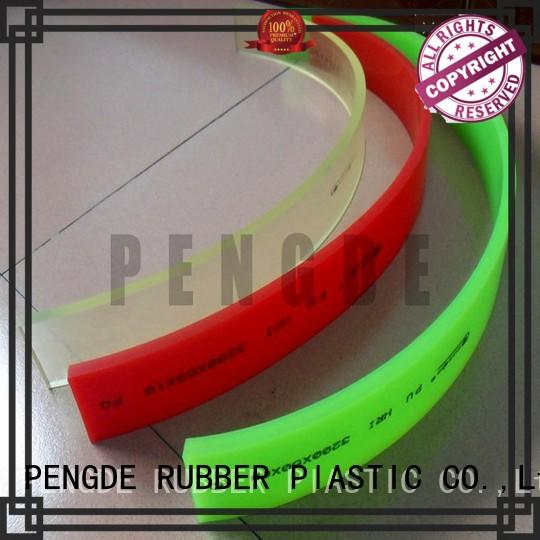 screen printing squeegee handle sandwich screen printing squeegee blades PENGDE Brand