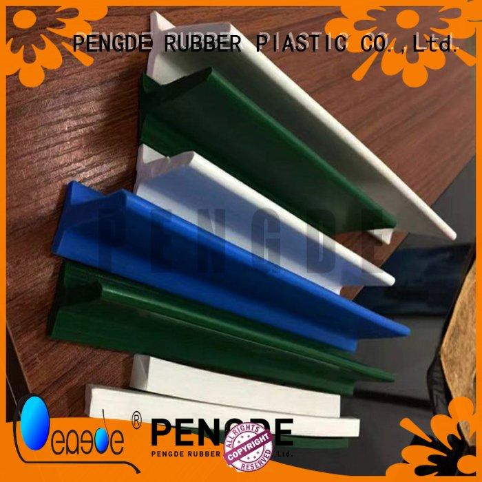 PENGDE pvc shrink sleeves on sale for workplace