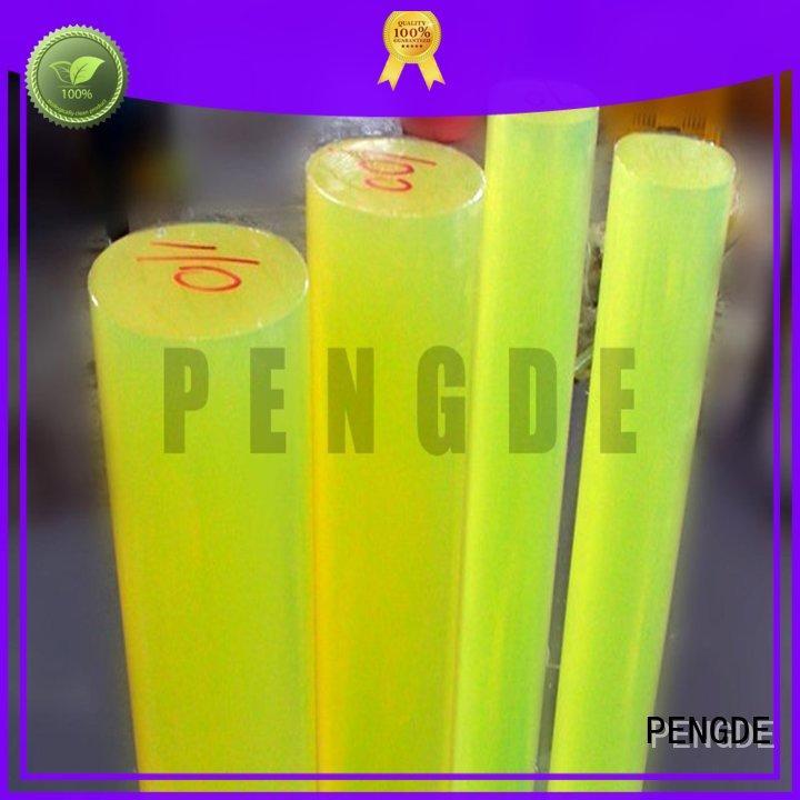 tea polyurethane sheet color PENGDE company
