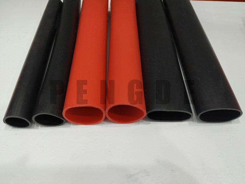 PVC Roller Sleeve Coating Outside Steel-2