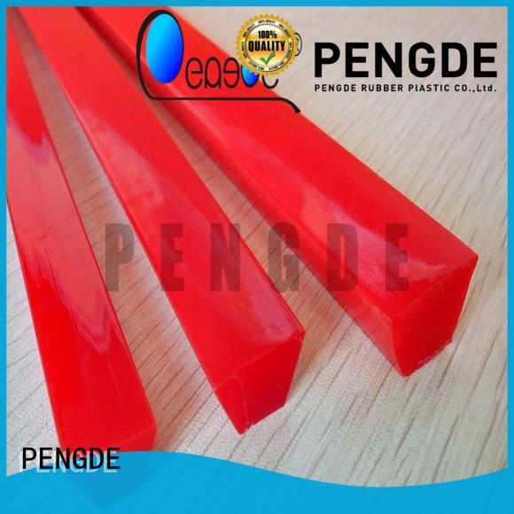PENGDE high quality urethane belt online for plant
