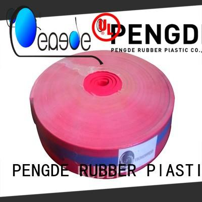 PENGDE high elasticity screen printing squeegee from China for wood furniture