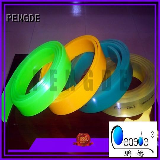 Wholesale water screen printing squeegee blades PENGDE Brand