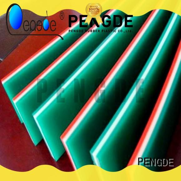 PENGDE high elasticity pu squeegee on sale for wood furniture