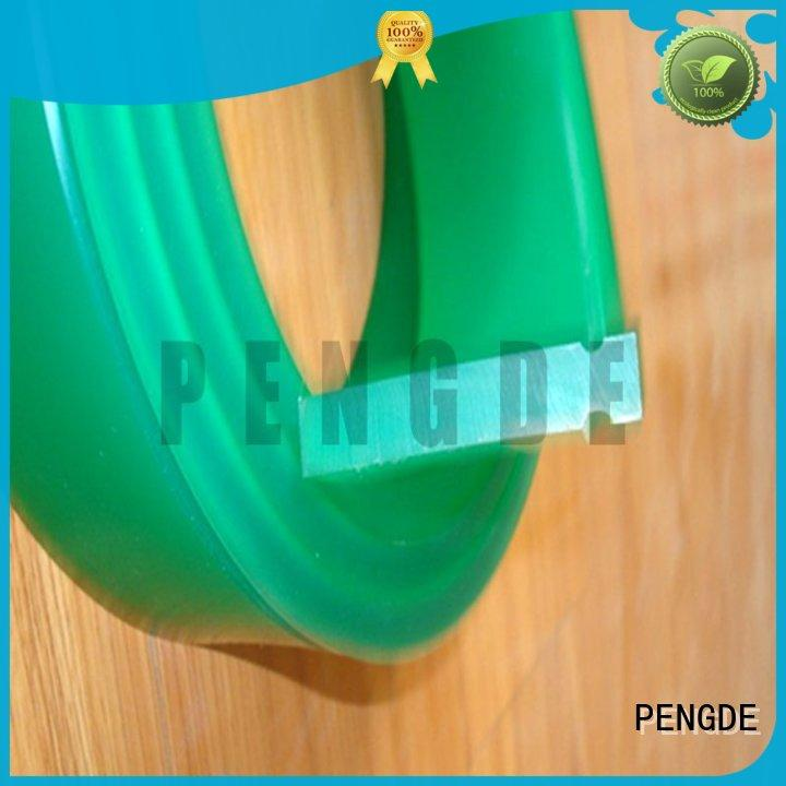 Hot handle screen printing squeegee blades groove screen PENGDE Brand