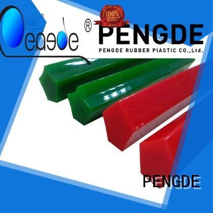 PENGDE pu conveyor belt factory price for factory