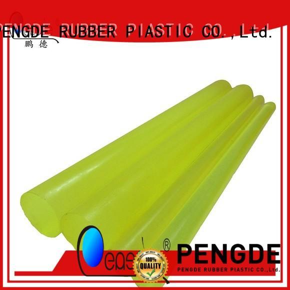 PENGDE good quality polyurethane rod promotion for mining