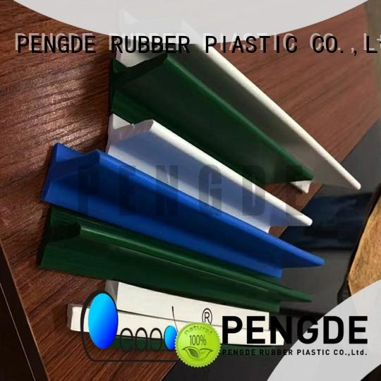 PENGDE durable pvc pipe sleeve for plant