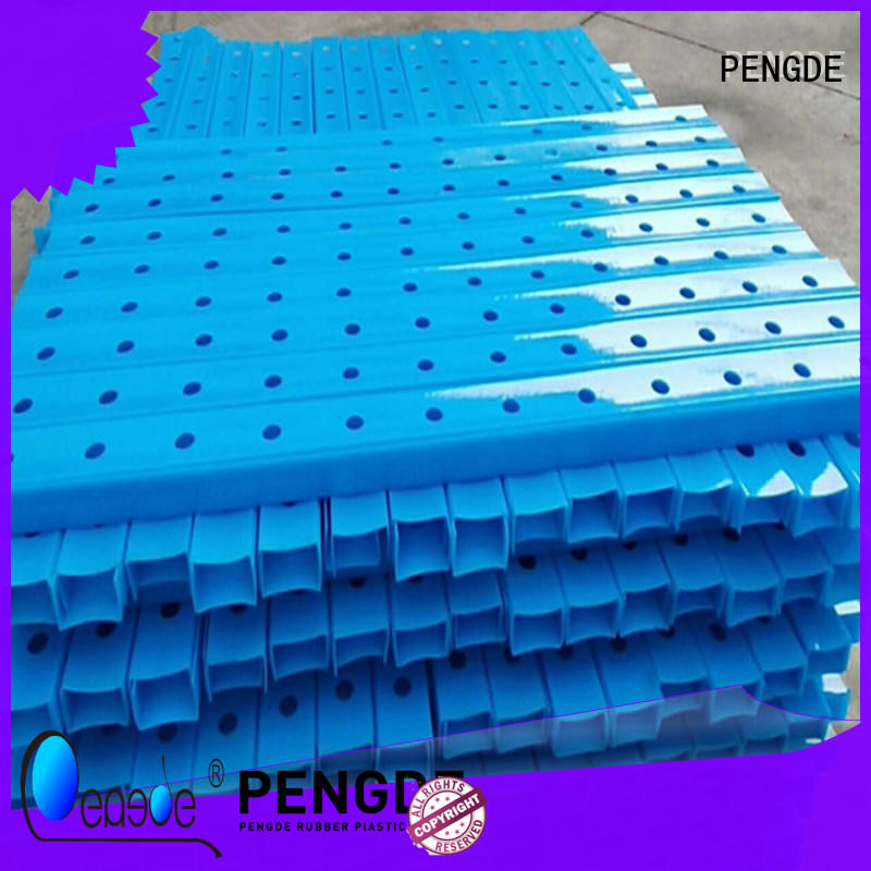 polyurethane gloves factory price for workplace PENGDE